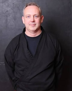 Master Joe Hoglund, Krav Maga Instructor