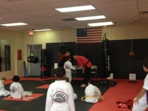 pre-school karate classes